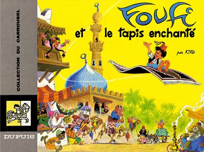Foufi - HS 1 - Foufi et le Tapis Enchanté