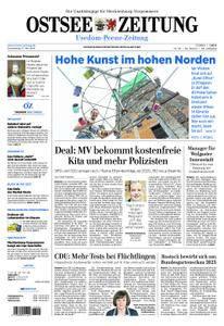 Ostsee Zeitung Wolgast - 17. Mai 2018