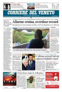 Corriere del Veneto Vicenza e Bassano – 23 agosto 2019