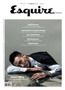 Esquire Singapore - May 2017