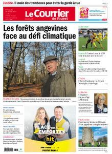 Le Courrier de l'Ouest Cholet – 28 février 2021