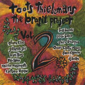 Toots Thielemans - The Brasil Project Vol. 2 (1993)