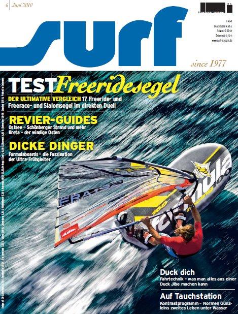 Surf Magazin No 06 2010