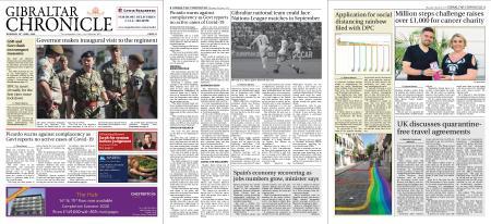 Gibraltar Chronicle – 18 June 2020