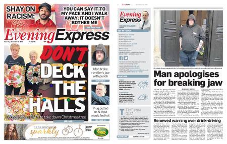 Evening Express – December 15, 2018