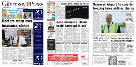 The Guernsey Press – 25 July 2018