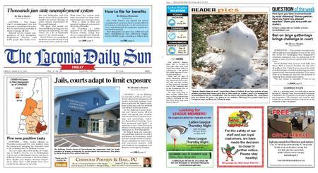 The Laconia Daily Sun – March 20, 2020