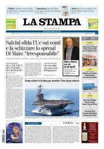 La Stampa Imperia e Sanremo - 15 Maggio 2019