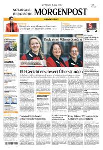 Solinger Morgenpost – 15. Mai 2019