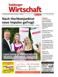 Salzburger Wirtschaft – 19. Juli 2019