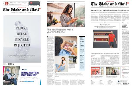 The Globe and Mail – May 15, 2019