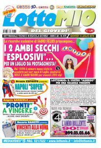 Lottomio del Giovedì N.675 - 4 Luglio 2019