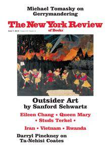 The New York Review of Books - June 07, 2018