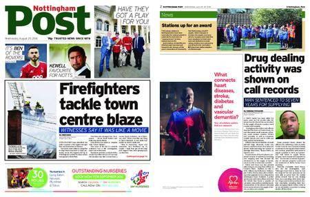 Nottingham Post – August 29, 2018