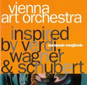 Vienna Art Orchestra - European Songbook (1993) {GIG Records GIG 660 177}
