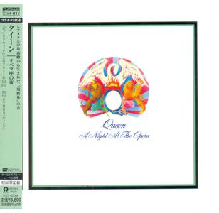 Queen - A Night At The Opera (1975) [Japanese Platinum SHM-CD]