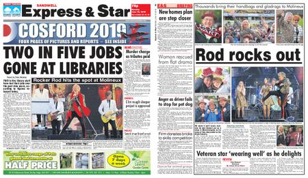 Express and Star Sandwell Edition – June 10, 2019