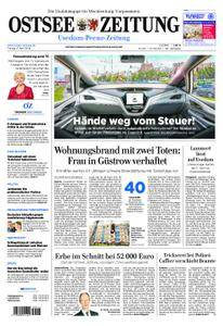 Ostsee Zeitung Wolgast - 06. April 2018