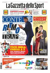 La Gazzetta dello Sport Roma – 28 dicembre 2020