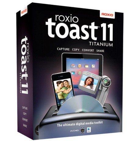 Roxio Toast Titanium 11.0.3