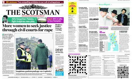 The Scotsman – February 22, 2018