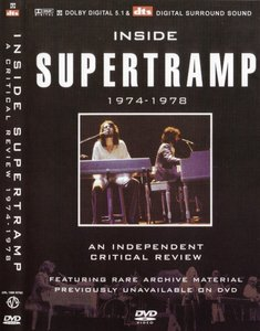 Supertramp - Inside Supertramp: A Critical Review 1974-1978 (2003) Re-up