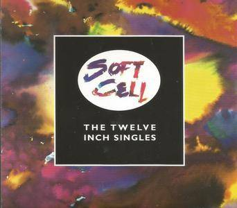 Soft Cell - The Twelve Inch Singles (2000) {3CD Box Set Mercury Records 548 506-2}