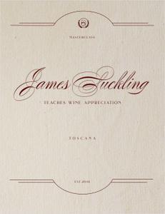 MasterClass - James Suckling Teaches Wine Appreciation