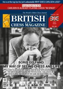 British Chess Magazine - July 2020
