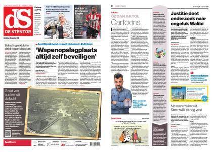 De Stentor - Apeldoorn – 30 augustus 2018