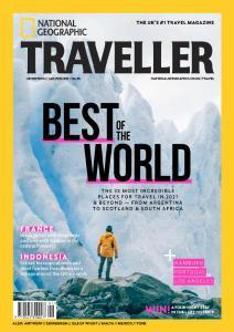 National Geographic Traveller UK - January-February 2021