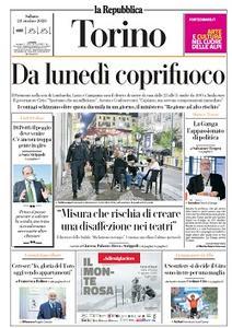 la Repubblica Torino - 24 Ottobre 2020