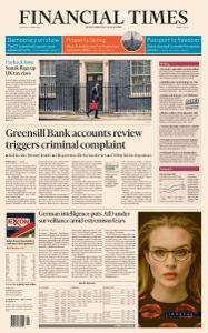 Financial Times Middle East - March 4, 2021