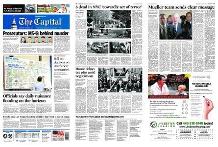 The Capital – November 01, 2017
