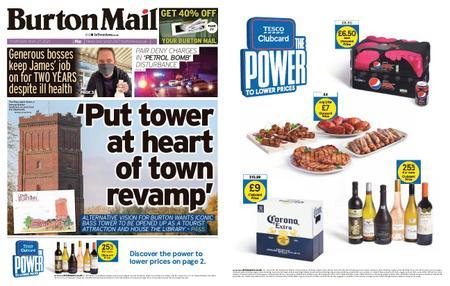 Burton Mail – May 27, 2021
