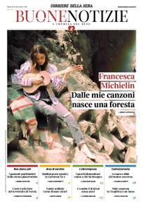 Corriere della Sera Buone Notizie – 18 dicembre 2018