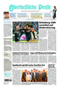 Oberhessische Presse Marburg/Ostkreis - 22. Februar 2019