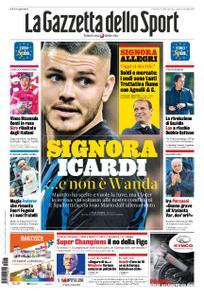 La Gazzetta dello Sport Roma – 17 maggio 2019