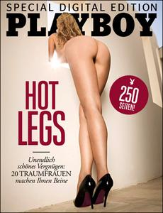 Playboy Germany Special Digital Edition - Hot Legs - 2020