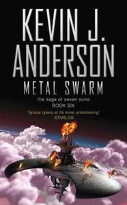 «Metal Swarm» by Kevin J. Anderson