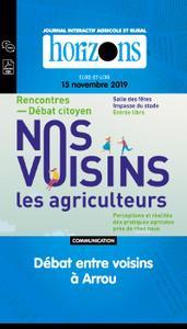 Horizons Centre Ile-de-France – 15 novembre 2019