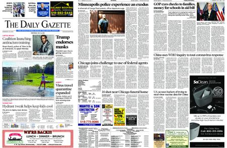 The Daily Gazette – July 22, 2020