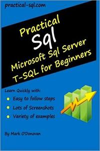 Practical Sql: Microsoft Sql Server T-SQL for Beginners