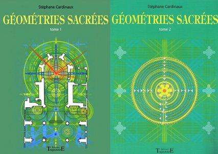 """Stéphane Cardinaux, """"Géométries sacrées : Tomes 1 à 2"""" (repost)"""