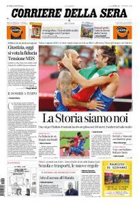 Corriere della Sera - 2 Agosto 2021