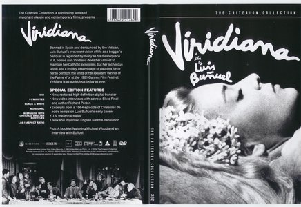 VIRIDIANA (1961) - (The Criterion Collection - #332) [DVD9] [2006]