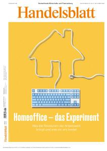 Handelsblatt - 25-27 September 2020