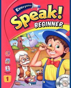 ENGLISH COURSE • Everyone Speak! • Beginner 1 • Workbook and Keys (2012)