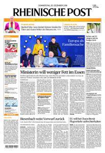 Rheinische Post – 20. Dezember 2018
