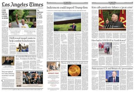 Los Angeles Times – July 01, 2021